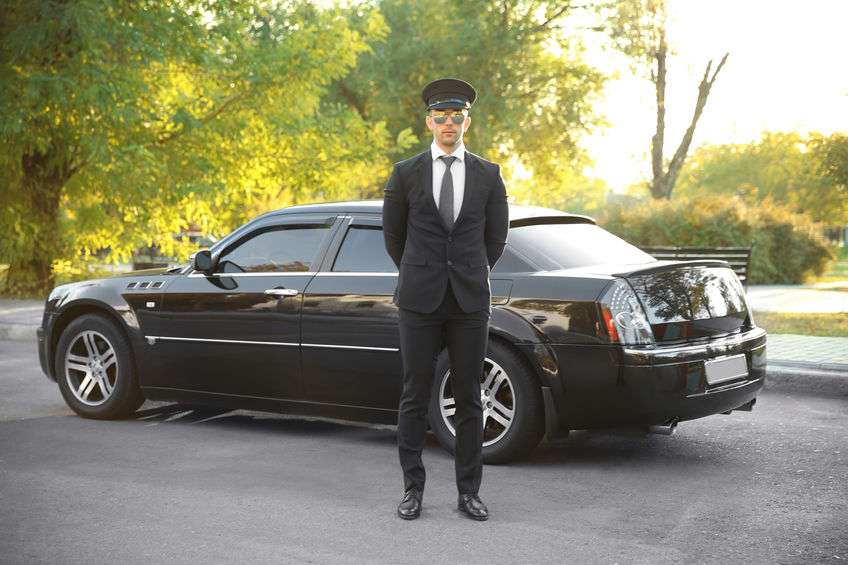 chauffeur jobs near me