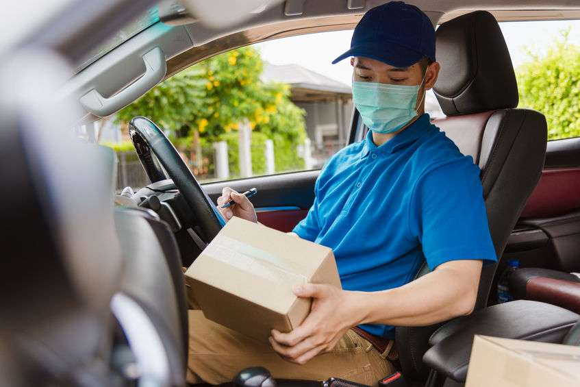 delivery driver jobs near me