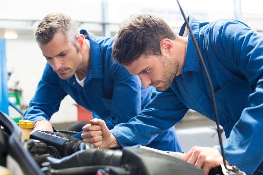 Diesel mechanic jobs near me